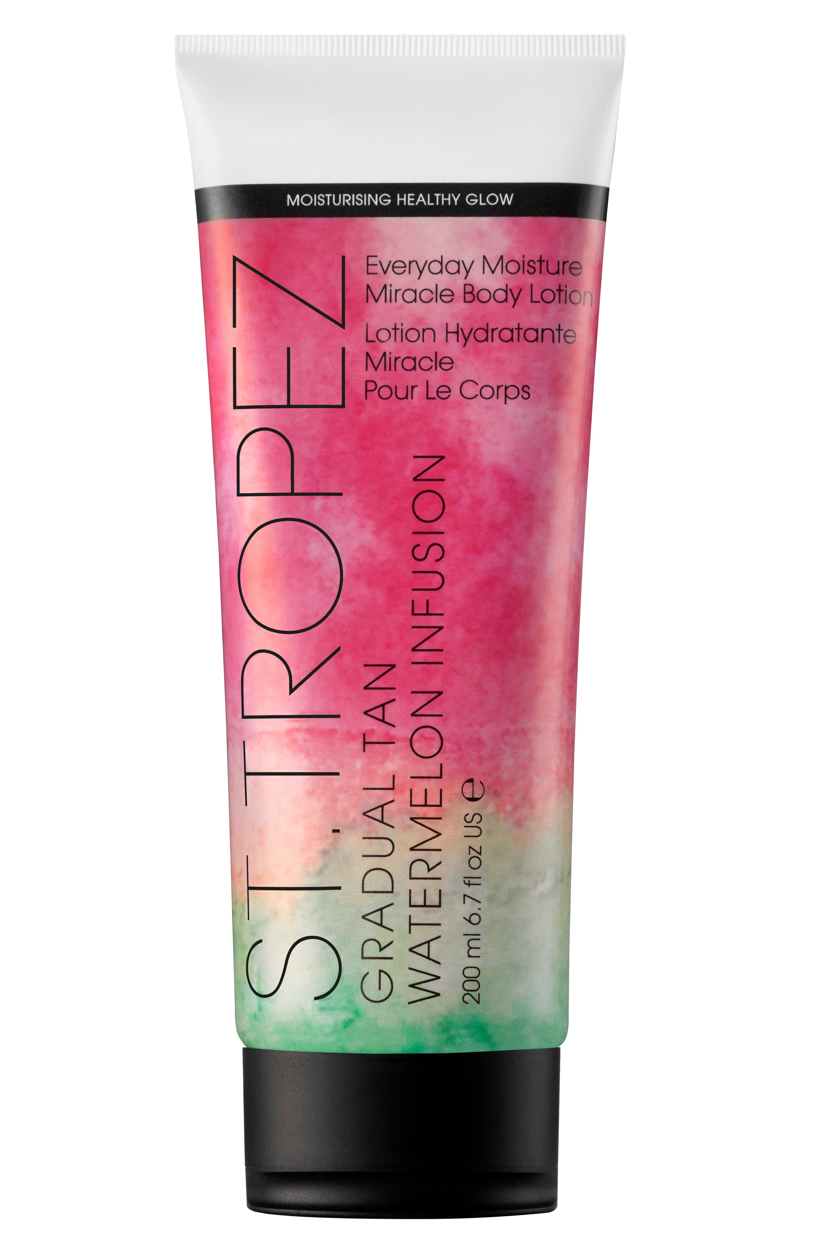 Gradual Tan Watermelon Infusion Everyday Moisture Miracle Body Lotion   Nordstrom
