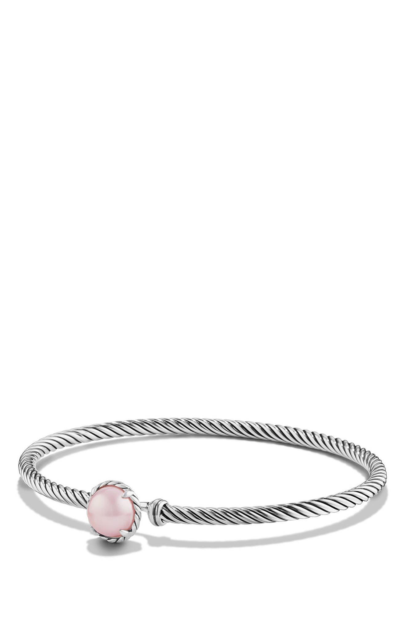 'Châtelaine' Bracelet, Main, color, 650