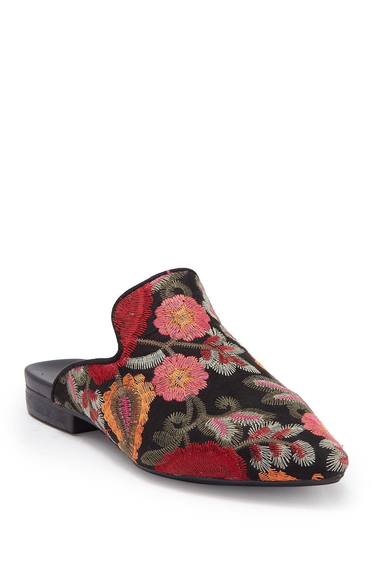 Image of MIA Jace Floral Print Mule