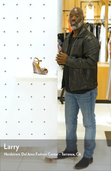 Archer Wedge Sandal, sales video thumbnail