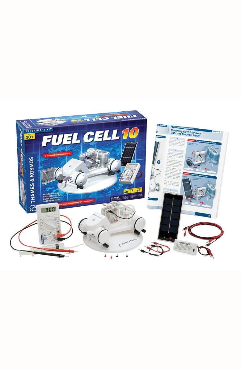 THAMES & KOSMOS 'Fuel Cell 10' Car Experiment Kit, Main, color, NO COLOR