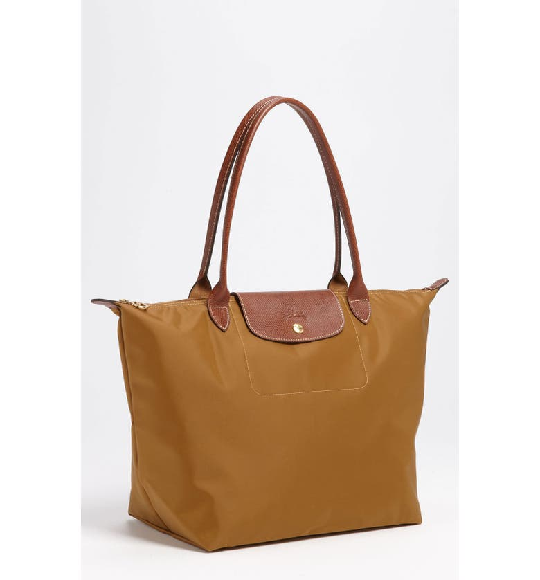 LONGCHAMP 'Large Le Pliage' Nylon Tote, Main, color, 250