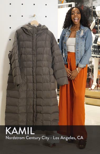 Quilted Coat with Inner Bib, sales video thumbnail