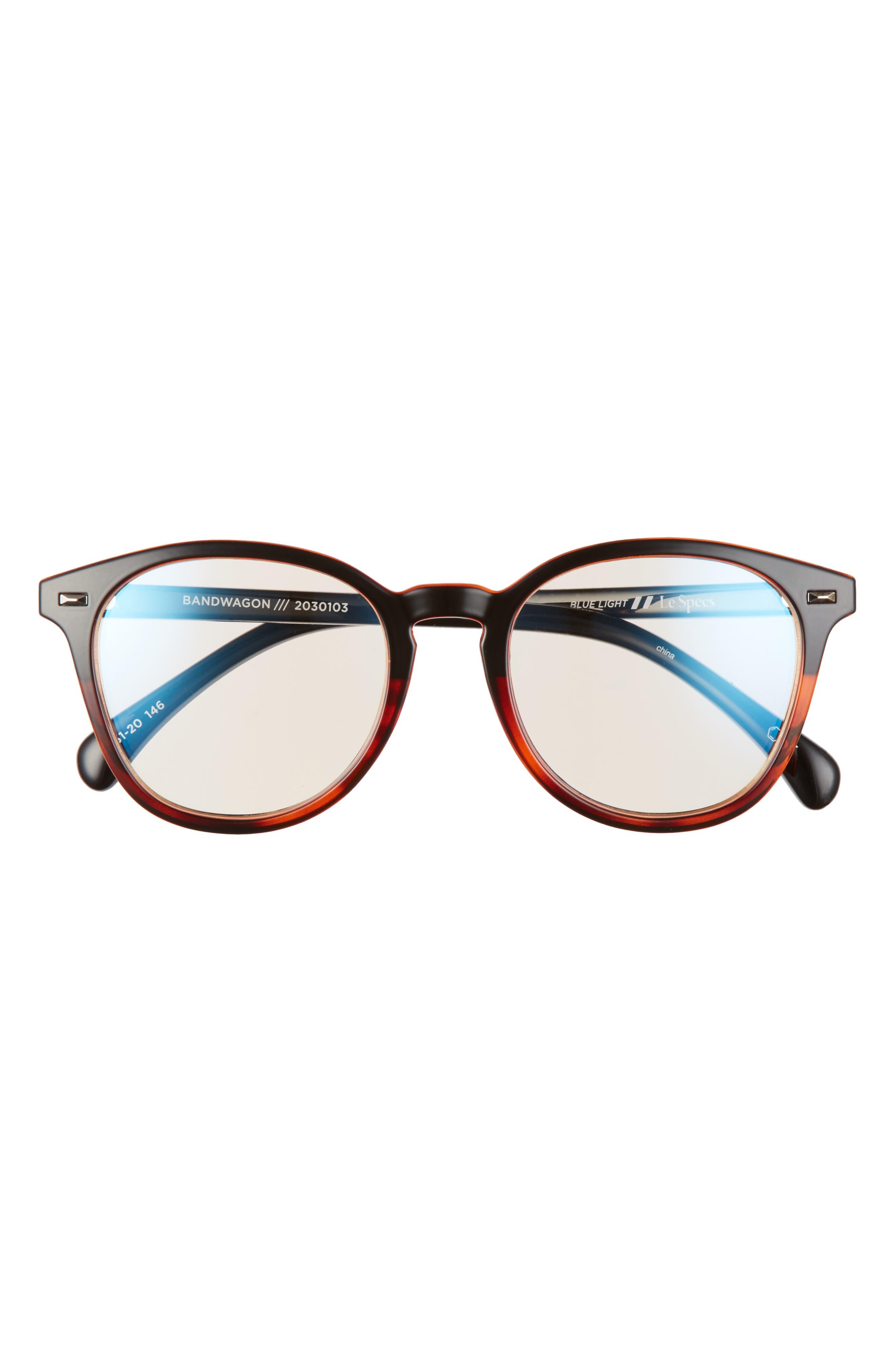 Bandwagon 51mm Blue Light Blocking Glasses