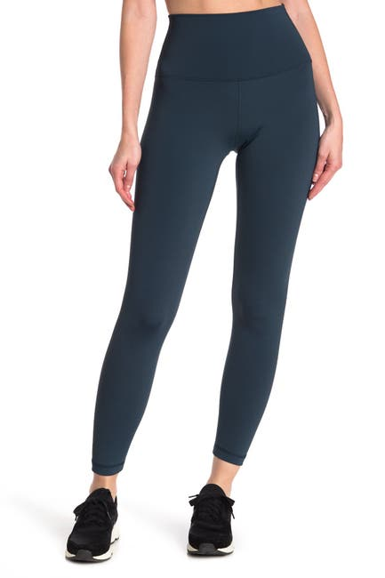 Image of 90 Degree By Reflex Ecolink High Waisted Crop Leggings