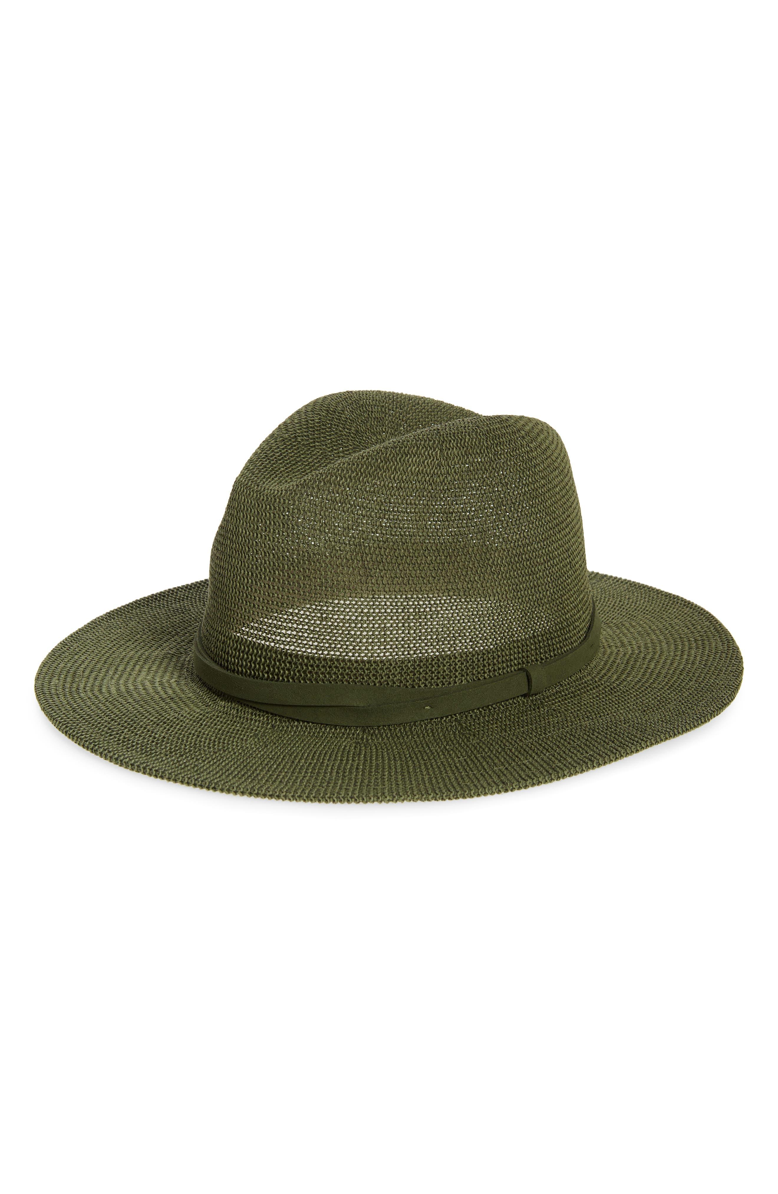 . Fatima Wide Brim Floppy Hat Hat