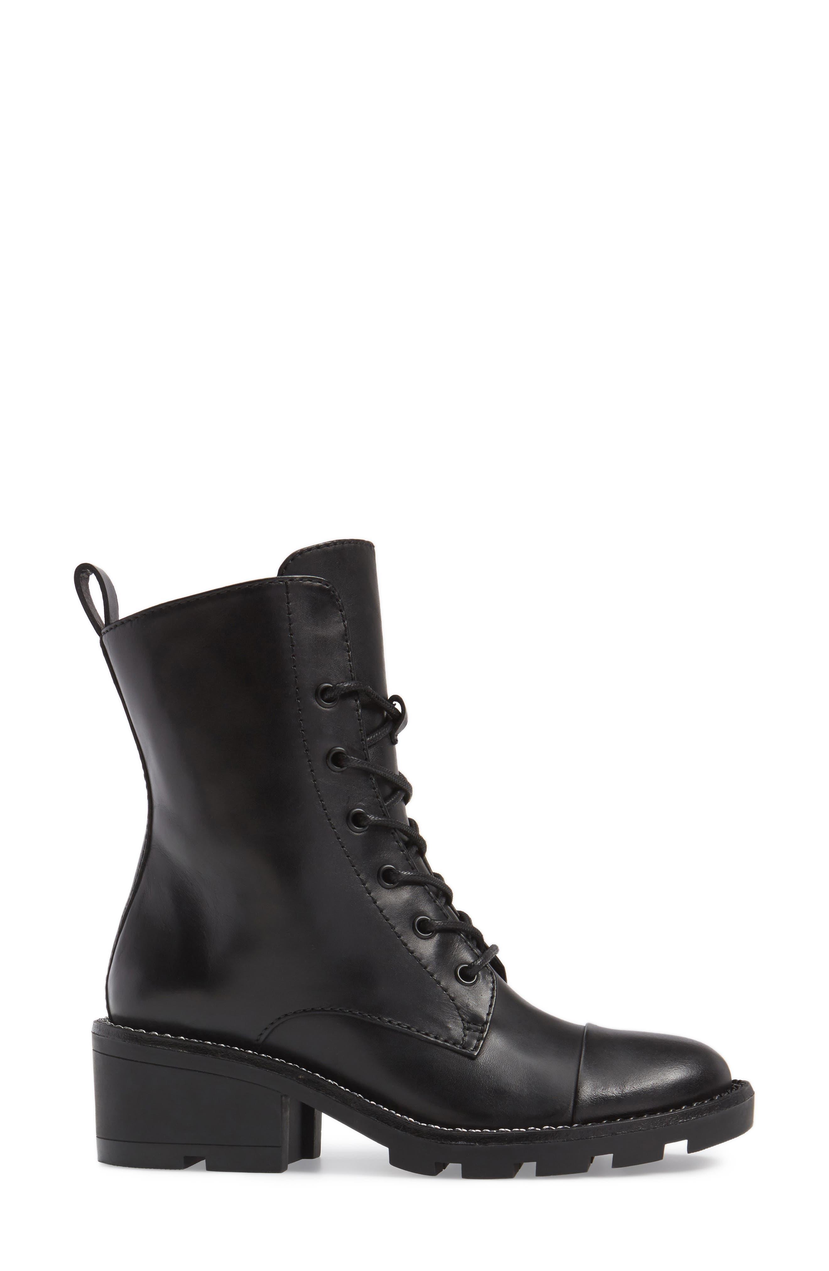 ,                             Park Combat Boot,                             Alternate thumbnail 3, color,                             001