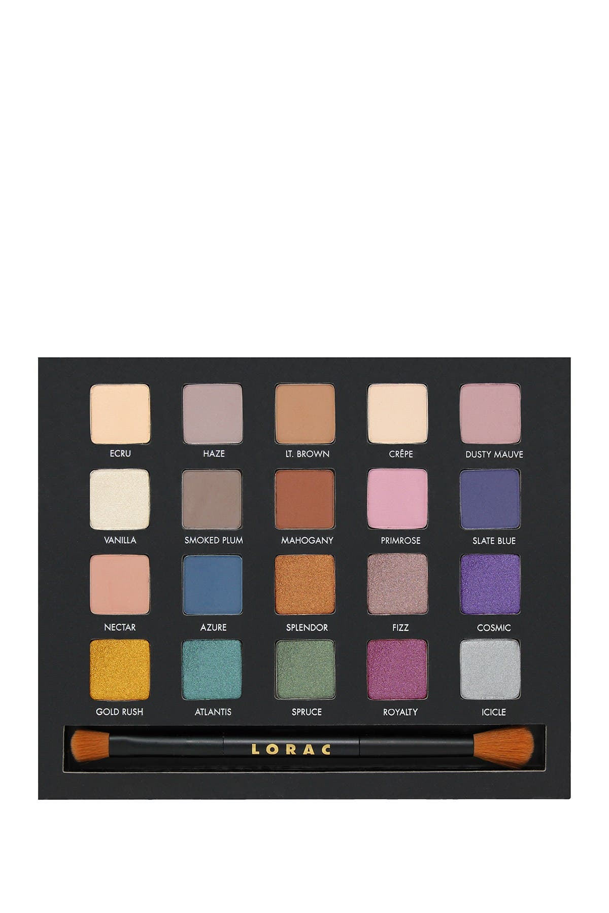 Image of LORAC Shine Bright Eyeshadow Palette
