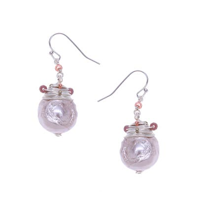 Nakamol Design Freshwater Pearl Earrings