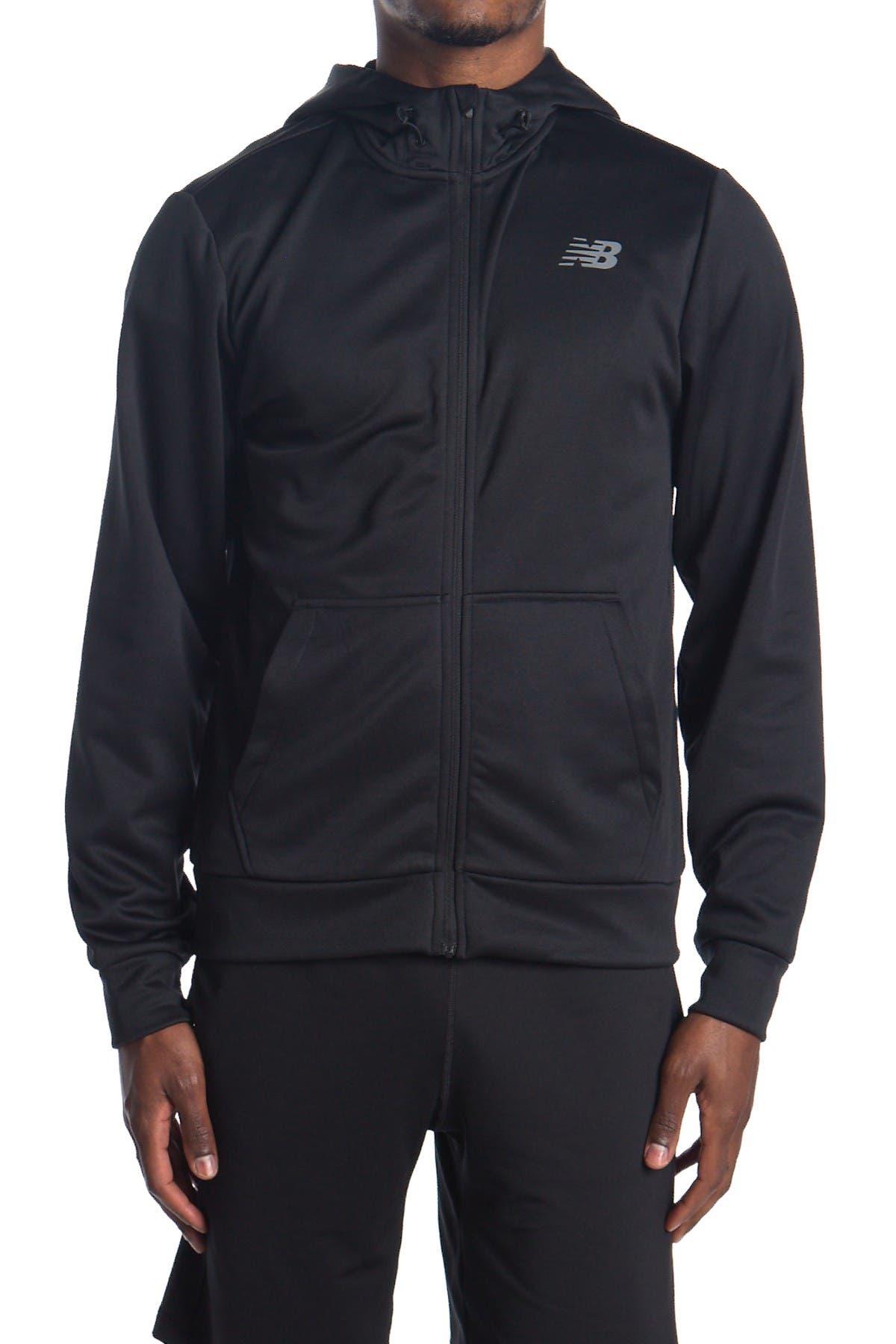 Image of New Balance Core Fleece Full Zip Jacket