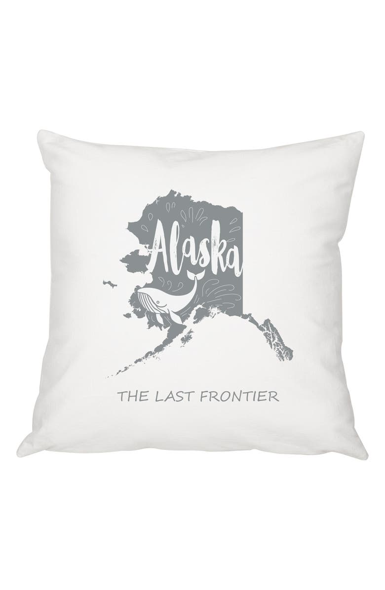 Cathys Concepts My State Accent Pillow