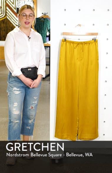 Silk Pajama Pants, sales video thumbnail