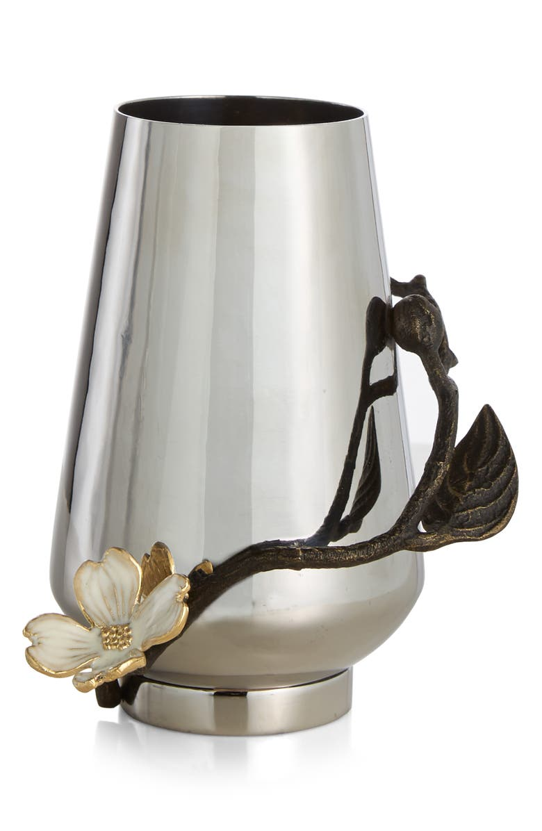 MICHAEL ARAM Dogwood Bud Vase, Main, color, 040