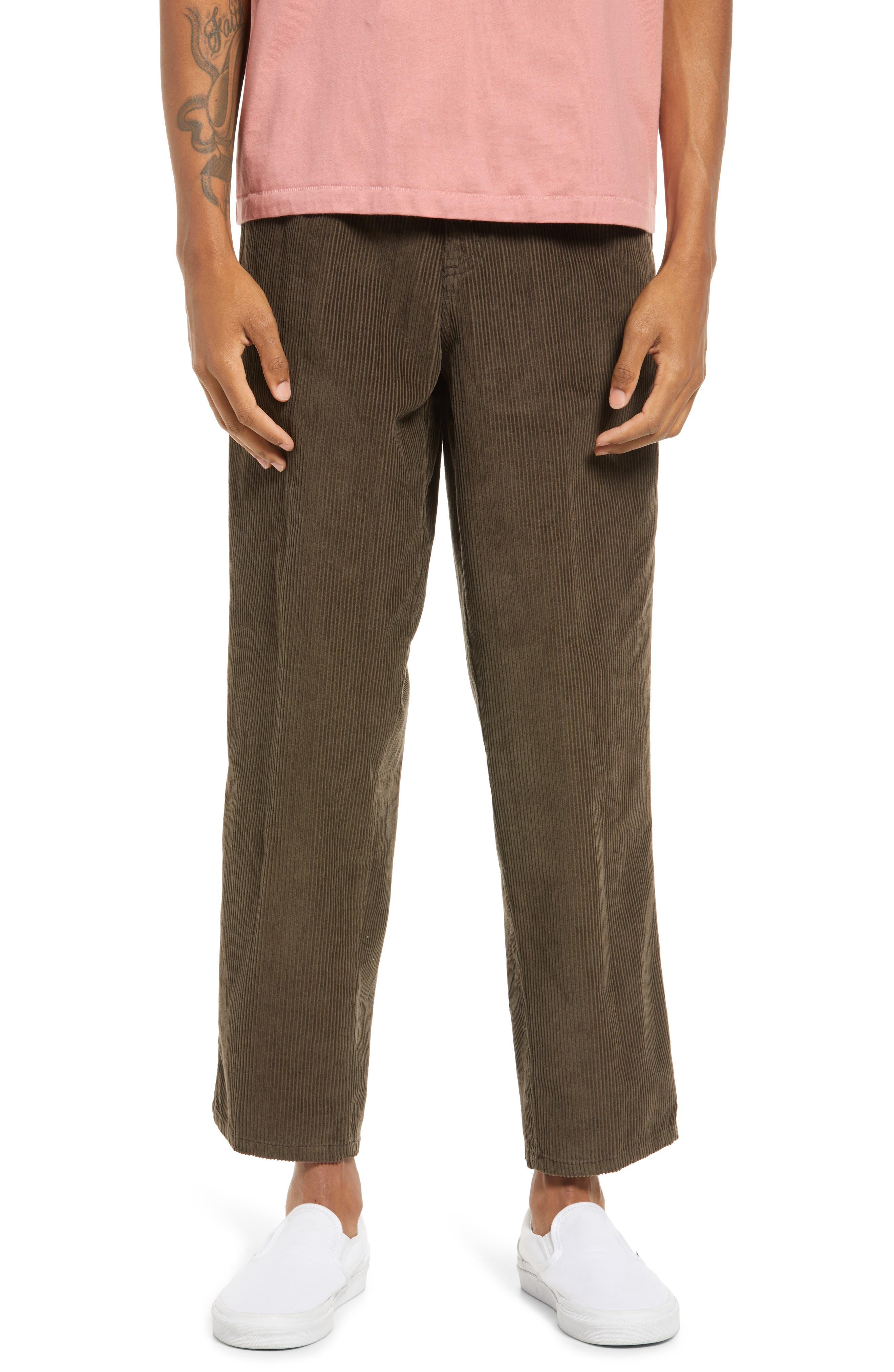 Men's Bowie Layback Organic Cotton Pants