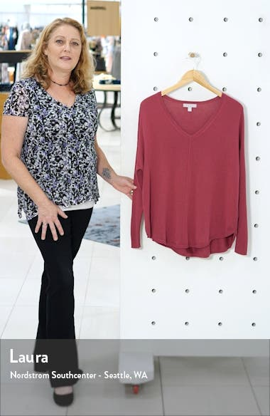 Everyday V-Neck Sweater, sales video thumbnail