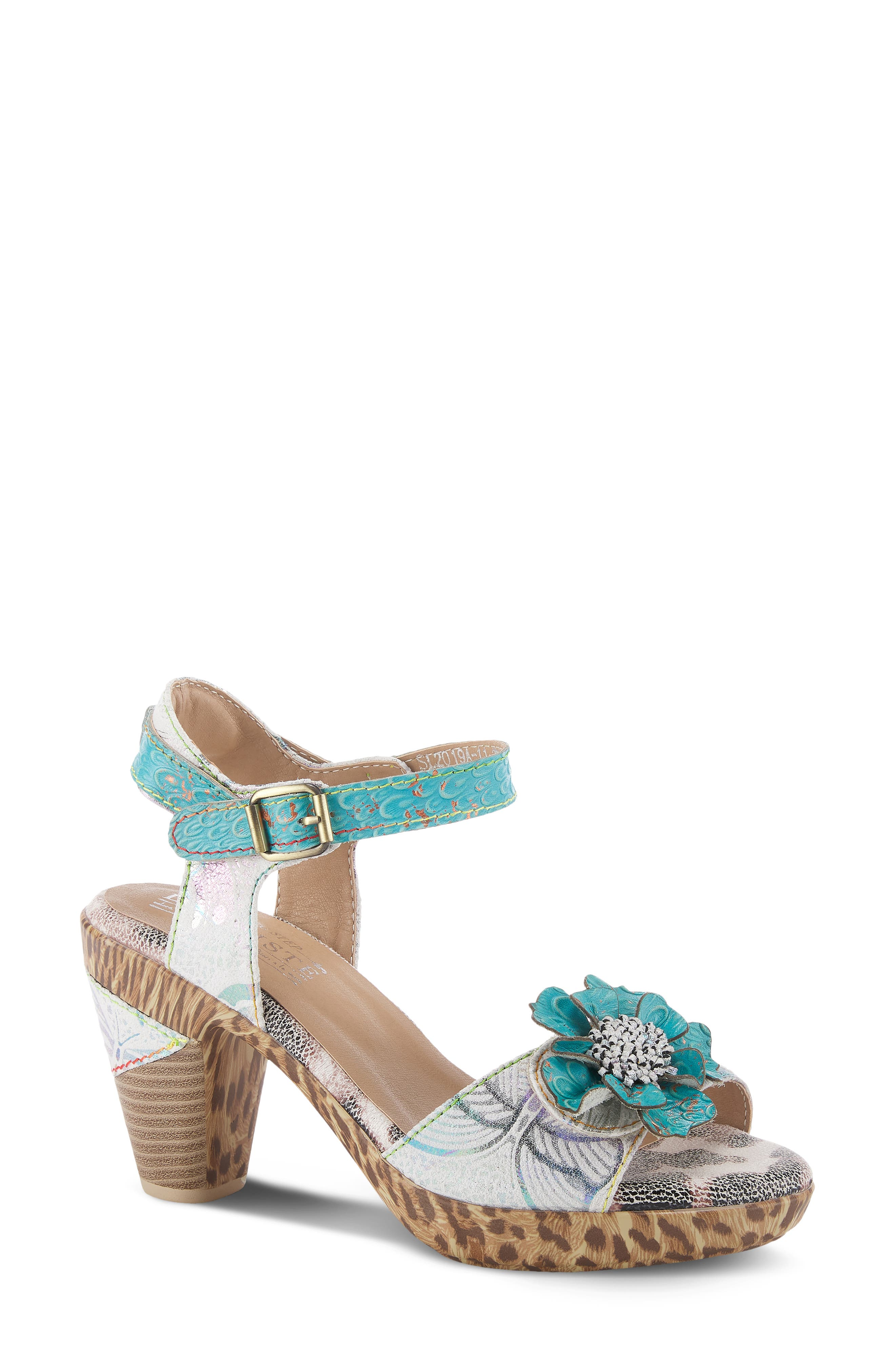 Wildcat Ankle Strap Sandal