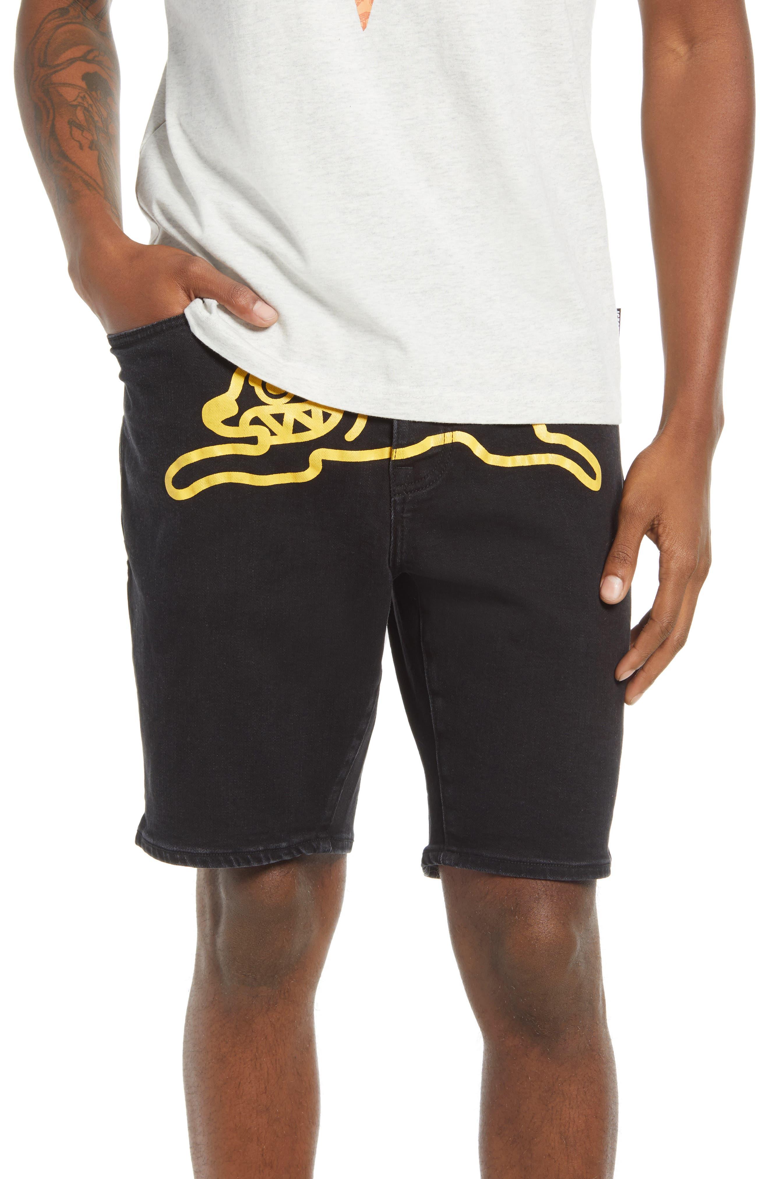 Men's Golden Jean Shorts