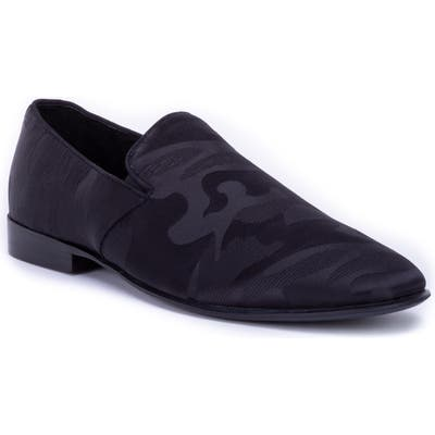 Badgley Mishcka Blaine Loafer, Black