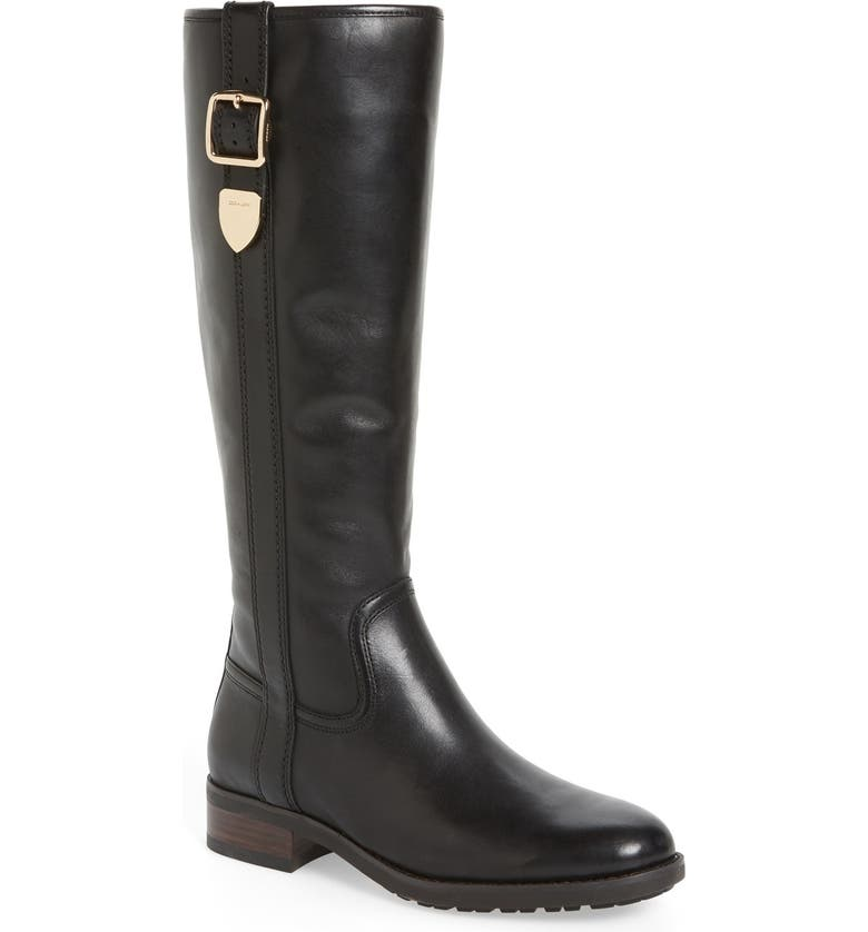 COACH 'Easton' Tall Boot, Main, color, 001