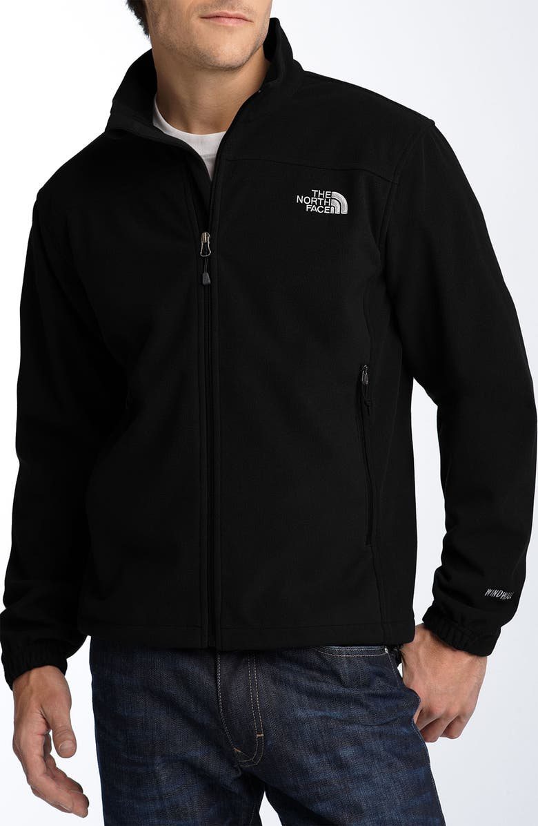 THE NORTH FACE 'Windwall<sup>®</sup> 1' Jacket, Main, color, 001