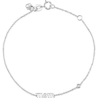 Syd By Sydney Evan Mom Chain Bracelet
