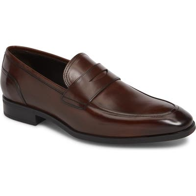 To Boot New York Amherst Penny Loafer, Brown