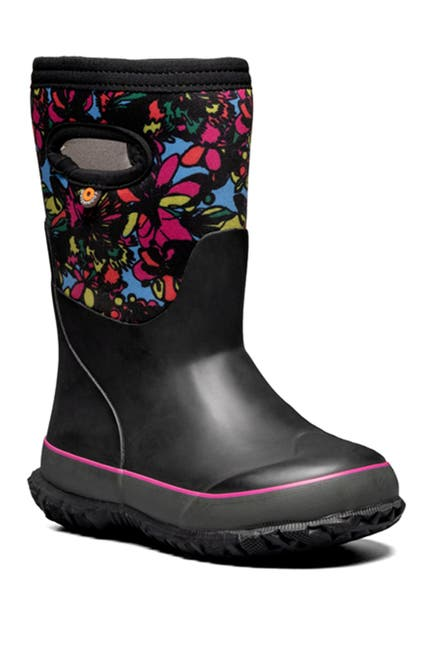 Image of Bogs Grasp Pop Flowers Winter Boot