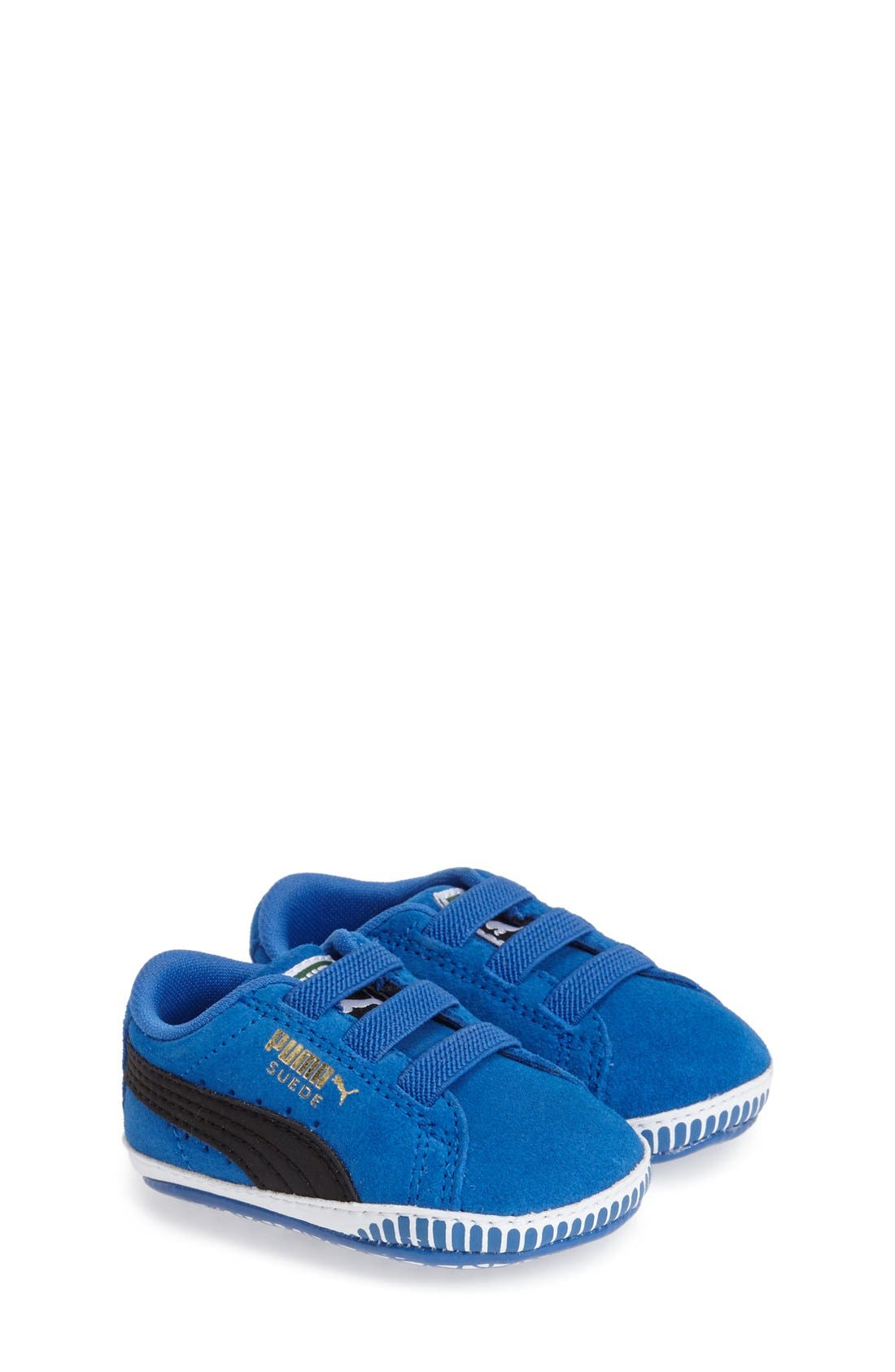 puma crib shoes