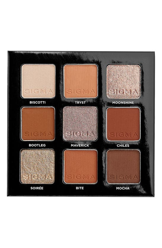 Sigma Beauty SPICY EYESHADOW PALETTE