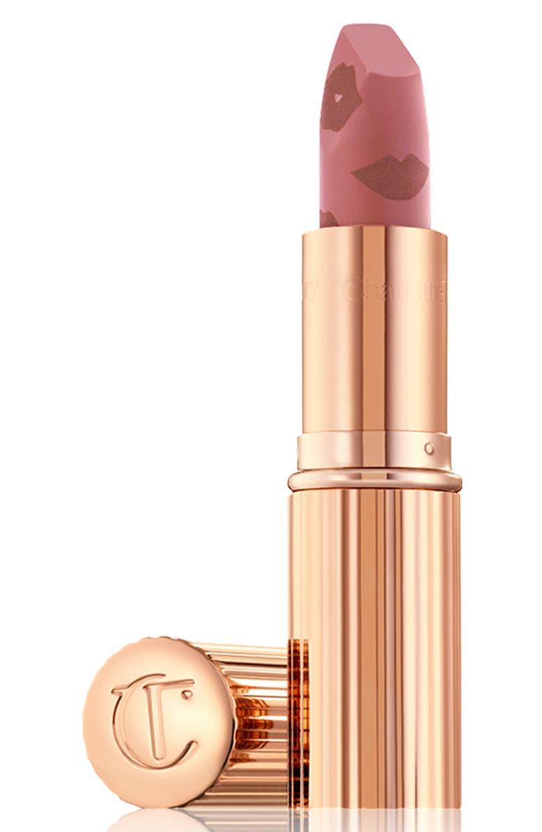CHARLOTTE TILBURY Love Filter Bridal Matte Revolution Lipstick, Main, color, WEDDING BELLES