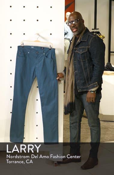 Tellis Herringbone Slim Fit Pants, sales video thumbnail