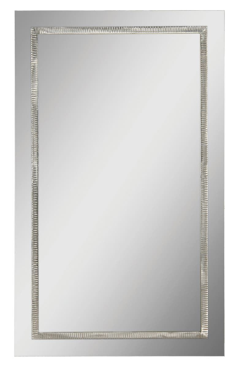 RENWIL Stanton Mirror, Main, color, SATIN NICKEL