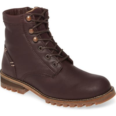 Kodiak Mahone Insulated Waterproof Boot, Burgundy
