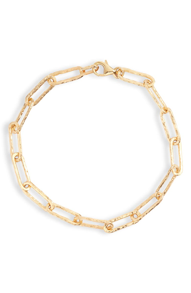 BONY LEVY 14K Gold Chain Bracelet, Main, color, YELLOW GOLD