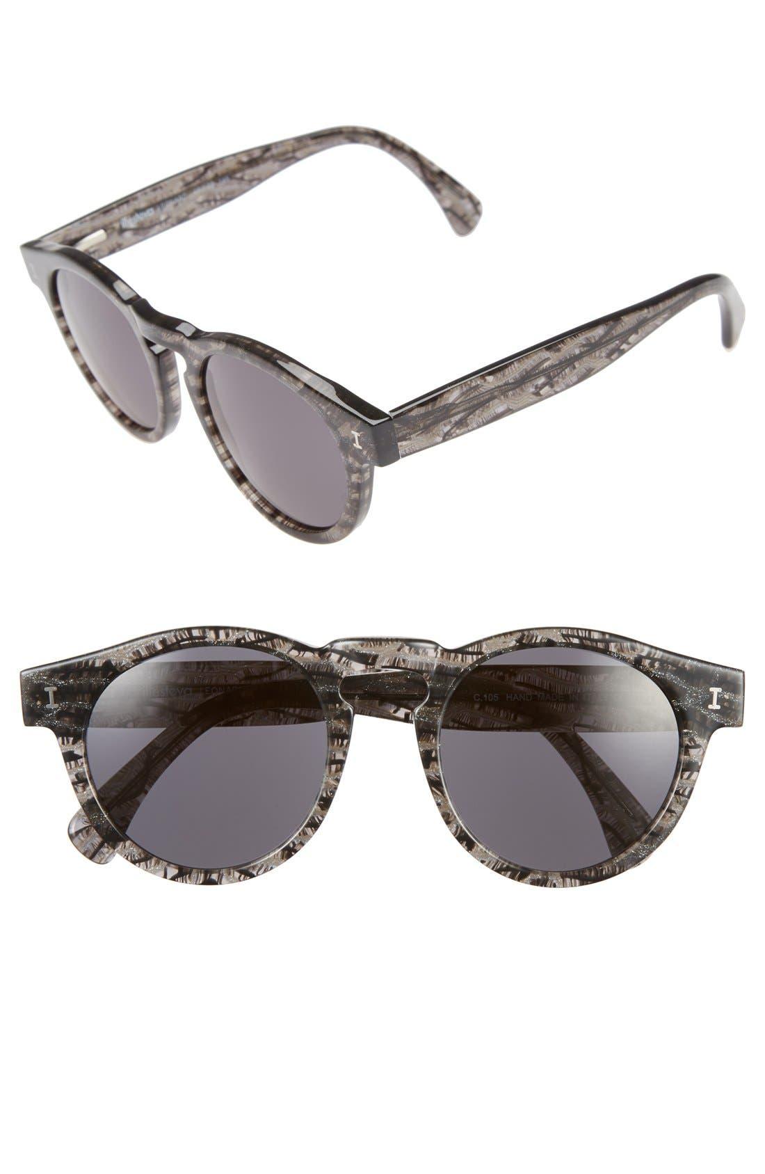 ,                             'Leonard' 47mm Sunglasses,                             Main thumbnail 13, color,                             007