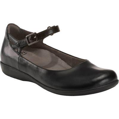 Earth Alder 2 Dalma Ankle Strap Shoe, Black