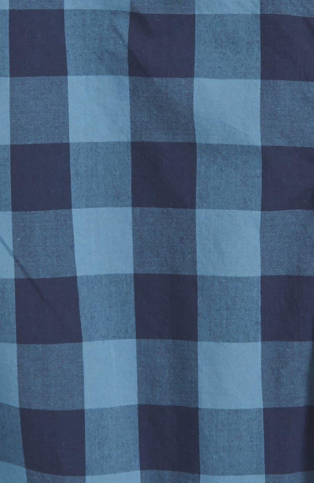 ,                             'Photo' Buffalo Plaid Woven Shirt,                             Alternate thumbnail 21, color,                             410