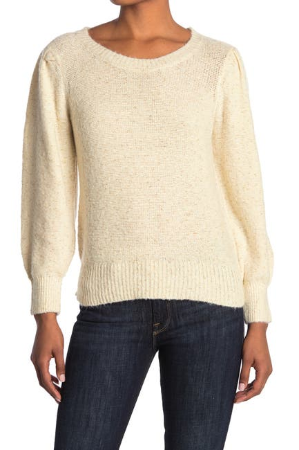 Image of Love by Design Skylar Puff Sleeve Pullover
