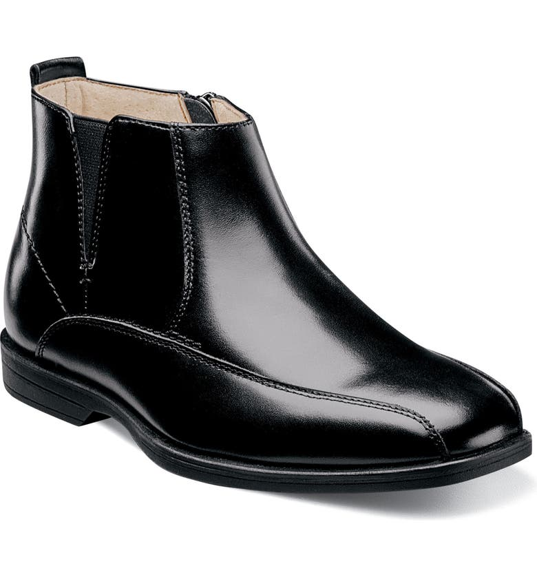 FLORSHEIM Reveal Chelsea Boot, Main, color, BLACK