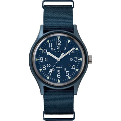 Timex Mk1 Nylon Strap Watch, 40mm
