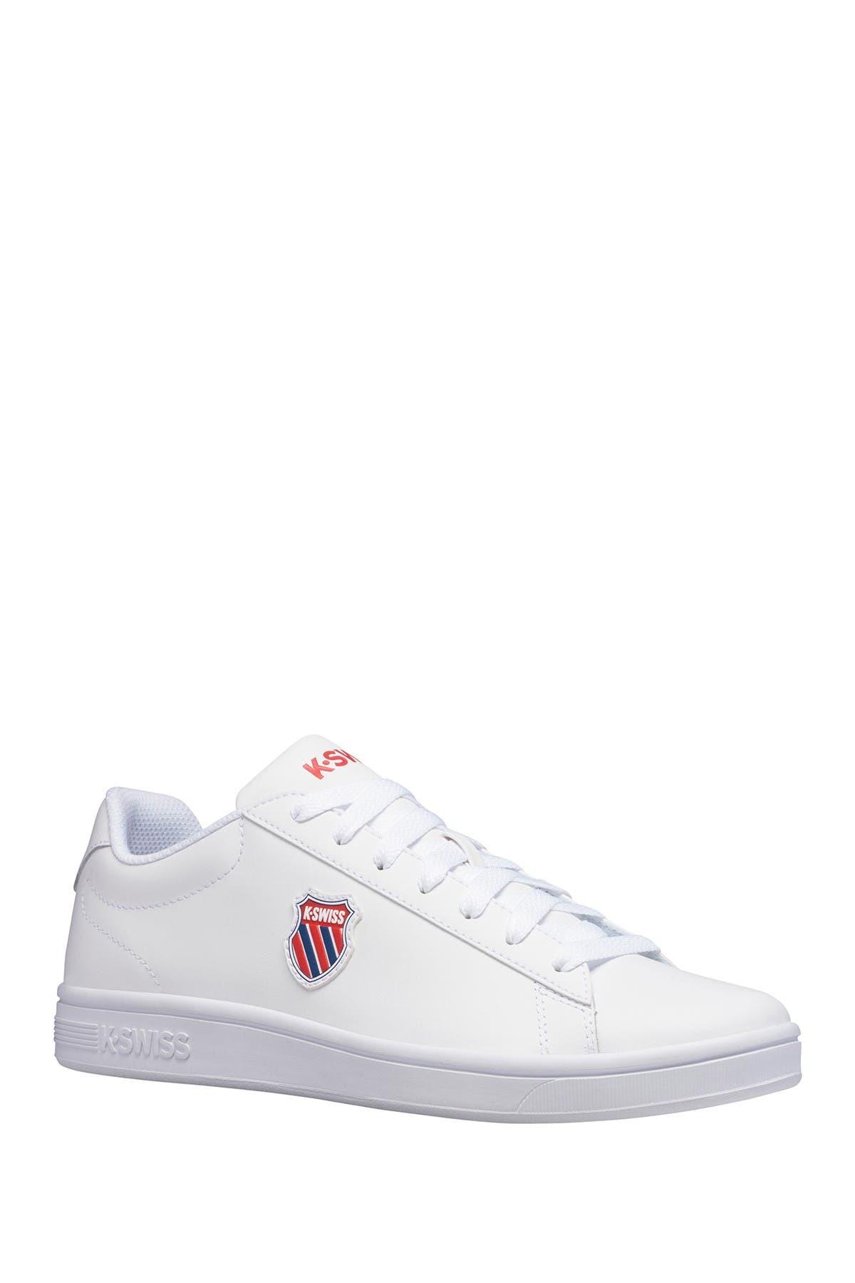 Image of K-Swiss Court Shield Sneaker