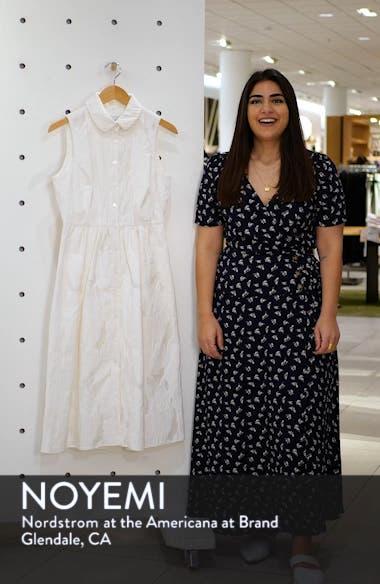 Jacquard Shirtdress, sales video thumbnail