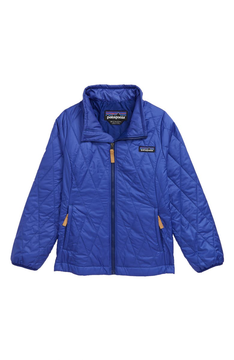 PATAGONIA Nano Puff<sup>®</sup> Quilted Water Resistant Jacket, Main, color, 404