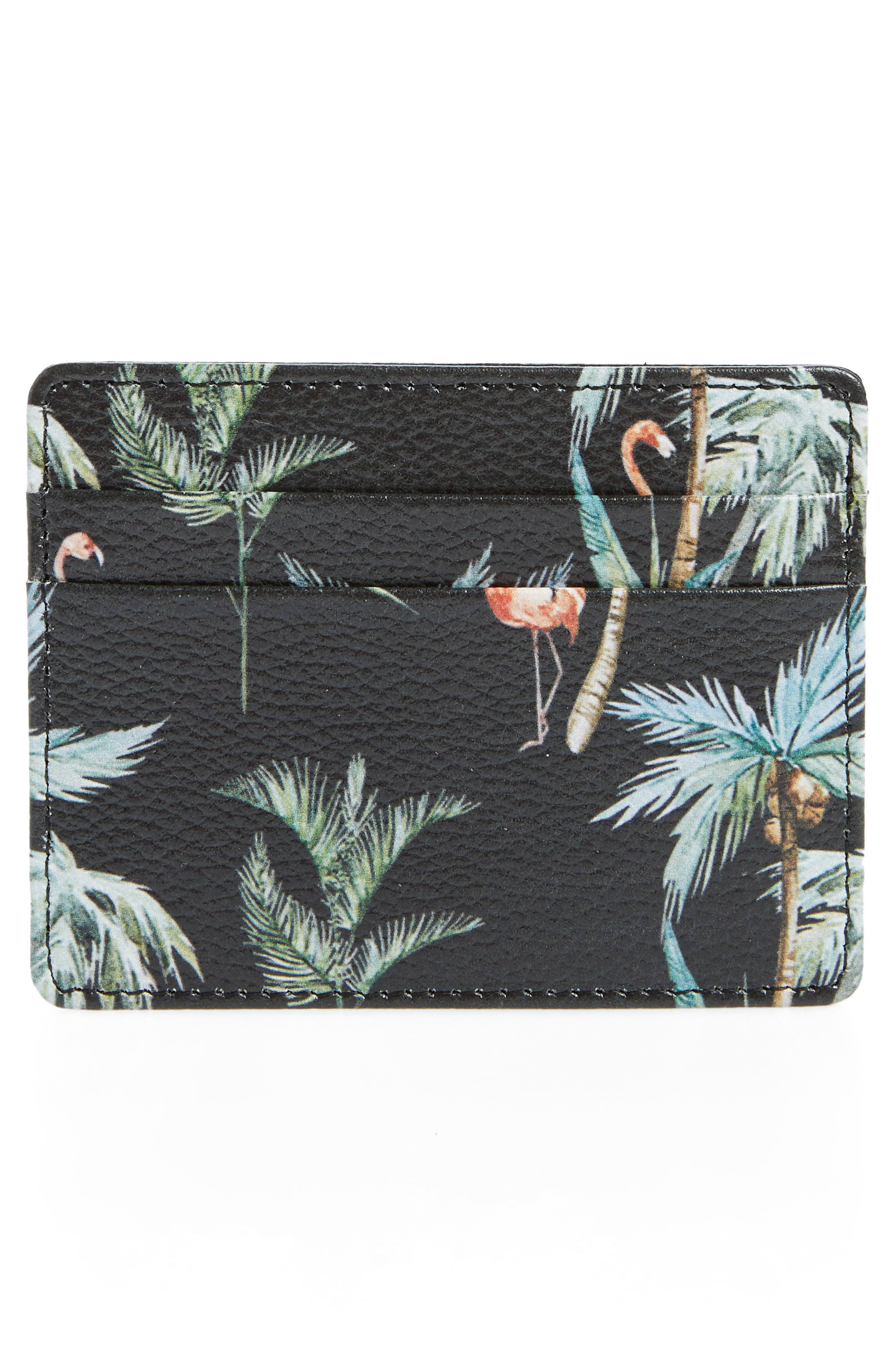 ,                             Jamie Leather Card Case,                             Alternate thumbnail 20, color,                             011
