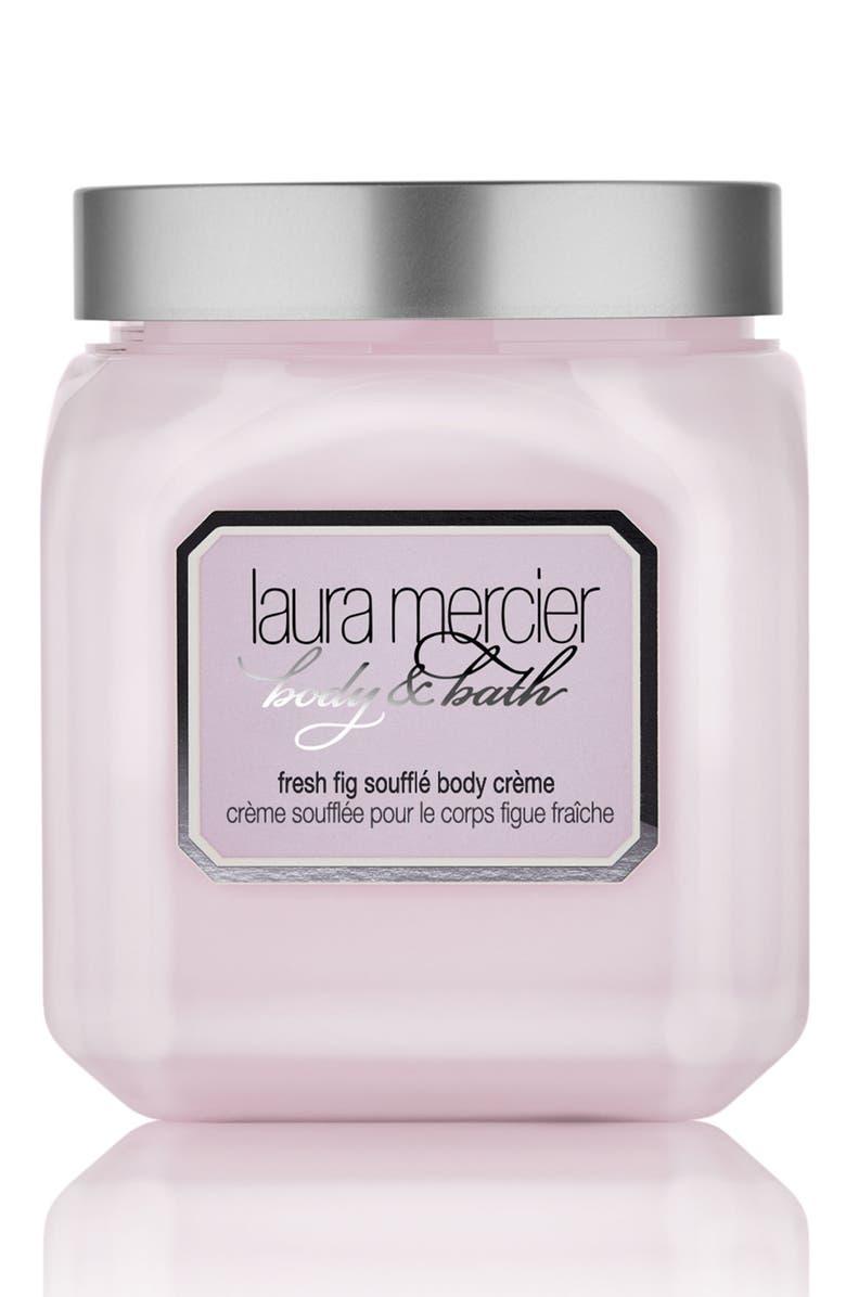 LAURA MERCIER Fresh Fig Soufflé Body Crème, Main, color, NO COLOR