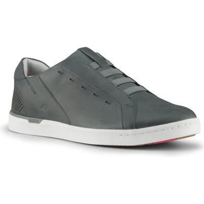 Kizik New York Hands-Free Slip-On Sneaker, Grey