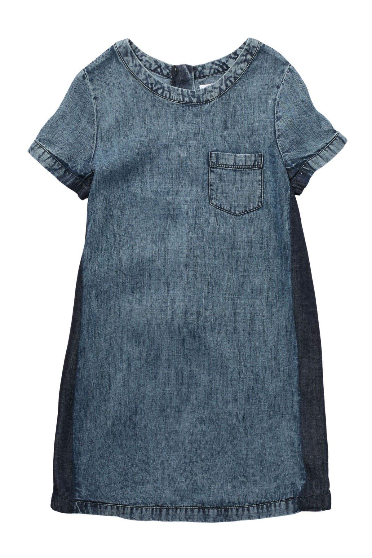 Image of ELLA MOSS GIRL Denim Dress