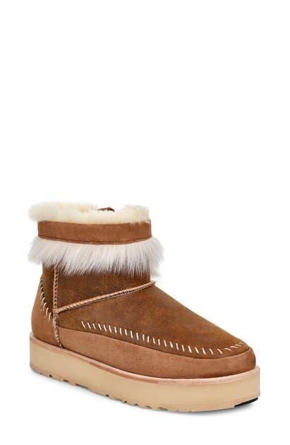 Ugg Boots UGG FLUFF PUNK BOOT