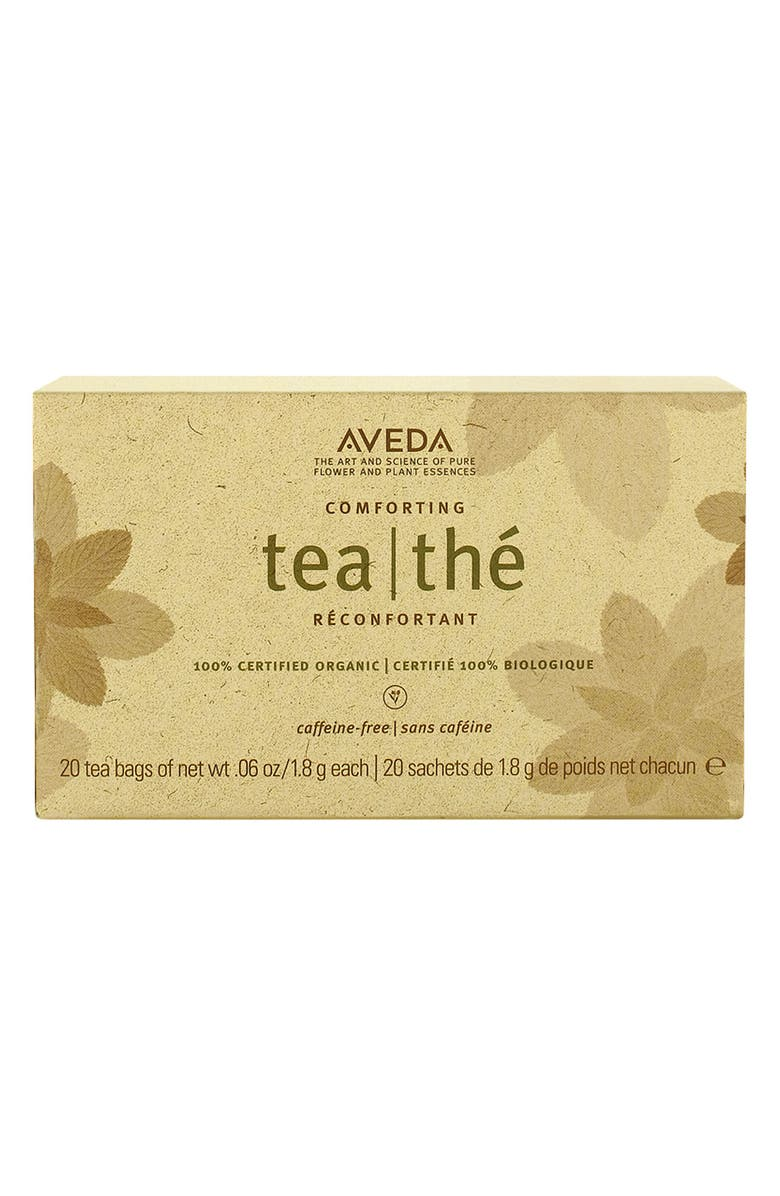AVEDA Comforting Tea Bags, Main, color, NO COLOR
