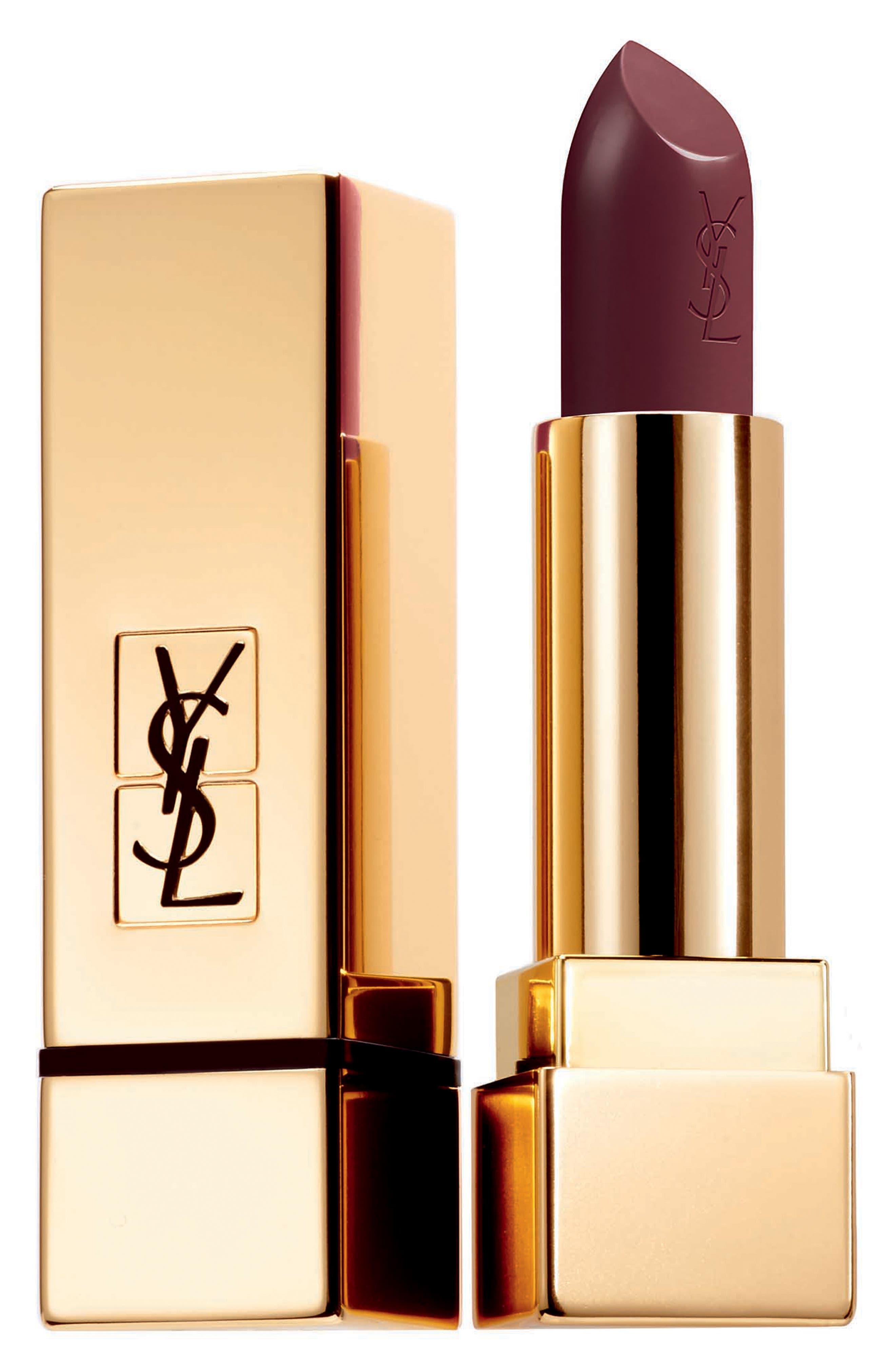 Yves Saint Laurent Rouge Pur Couture Satin Lipstick - 54 Prune Avenue